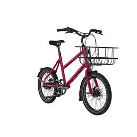 ORBEA Katu 20 - Bicicleta urbana - rojo